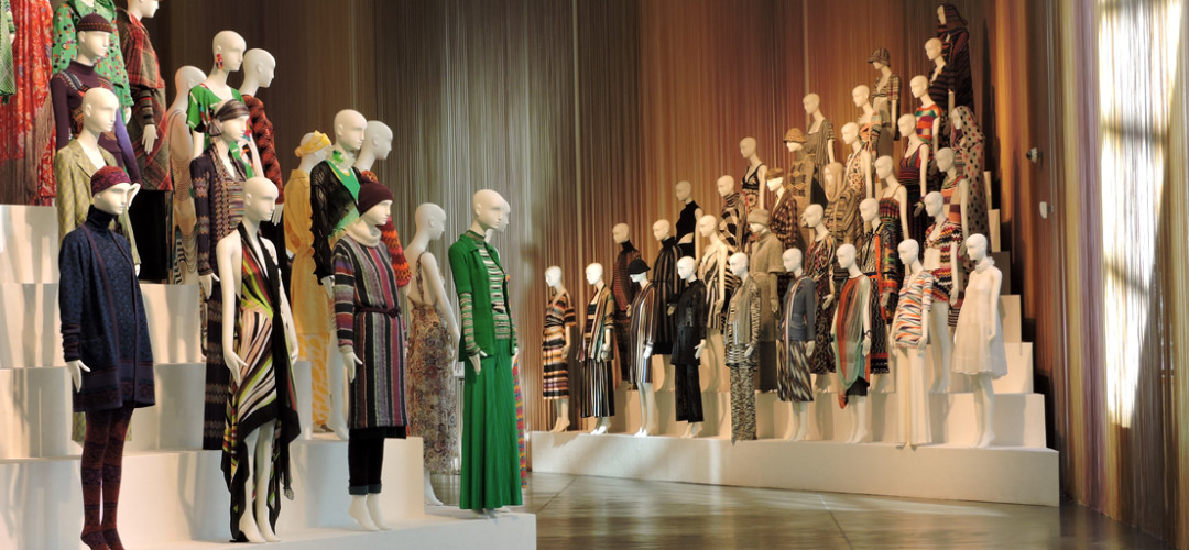 Missoni: Colour, material and shape (2015)