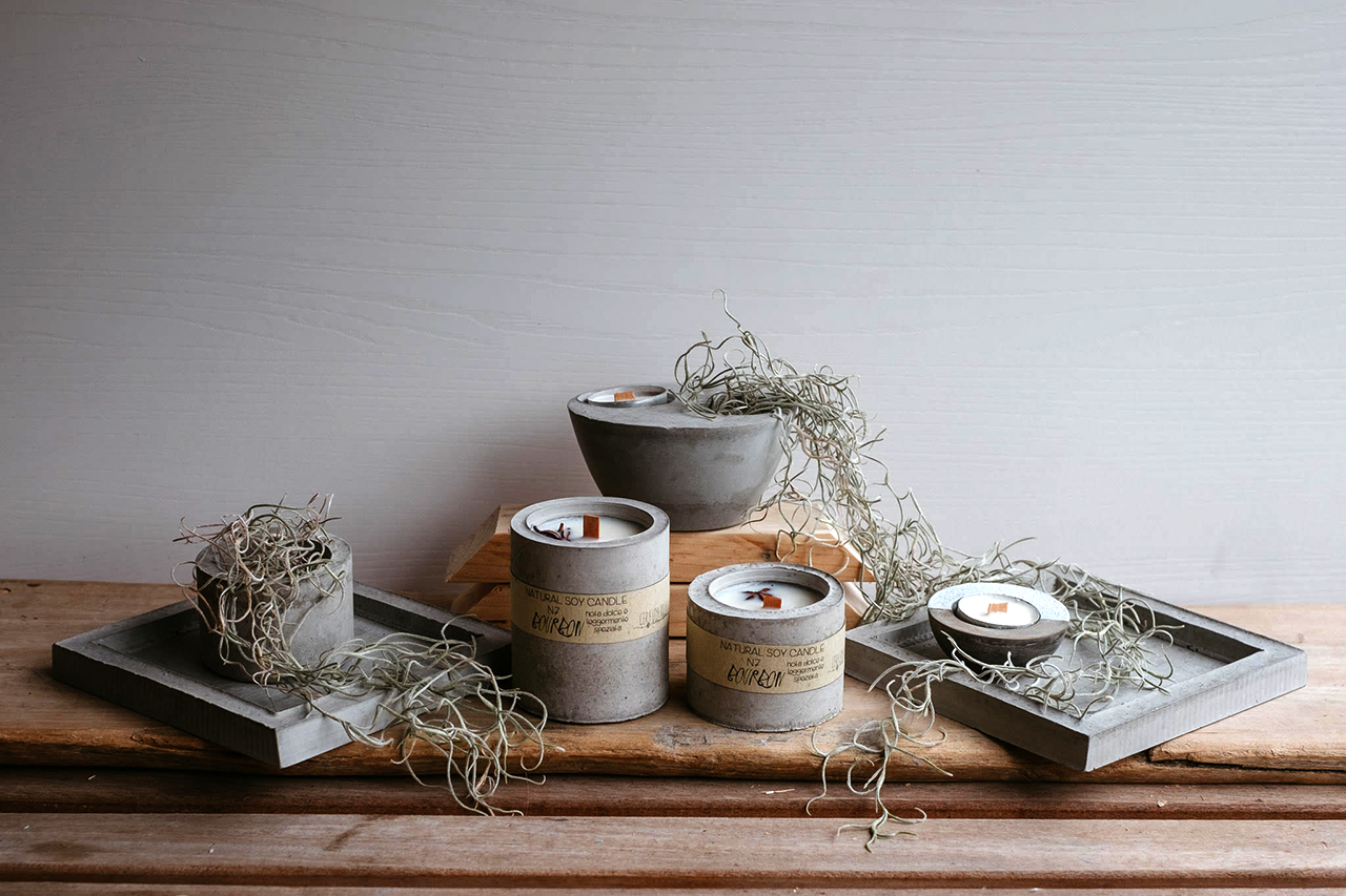 Cera una Bolla- Handmade soaps and candles at Il Mondo Creativo