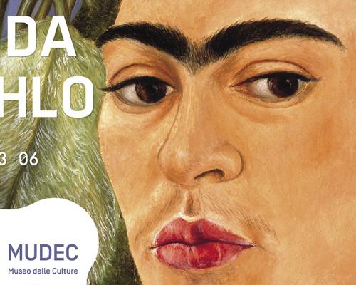 Frida Kahlo at Mudec Milan