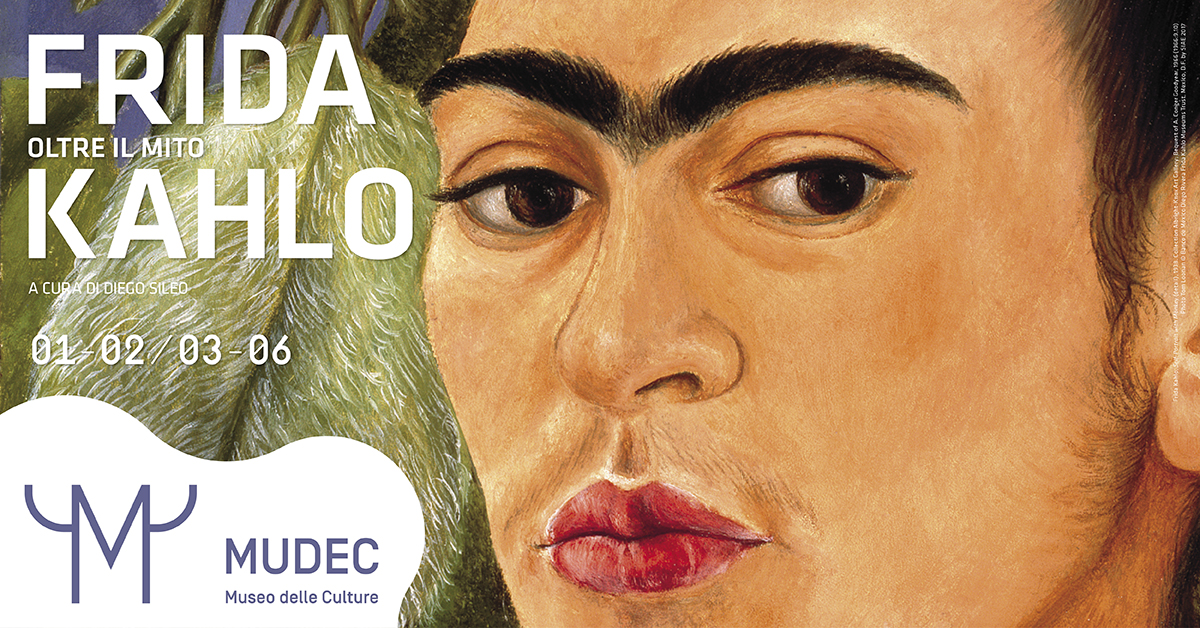 Frida Kahlo at Mudec Milan