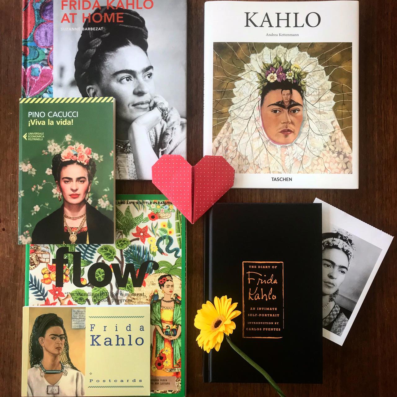 Frida Kahlo: Suggested Reading